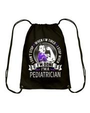 Pediatrician Drawstring Bag thumbnail
