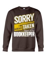 Bookkeeper Crewneck Sweatshirt thumbnail