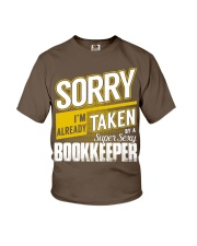Bookkeeper Youth T-Shirt thumbnail