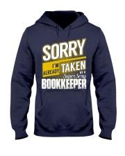Bookkeeper Hooded Sweatshirt thumbnail