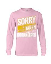 Bookkeeper Long Sleeve Tee thumbnail