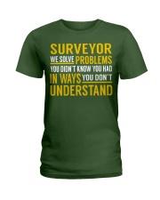Surveyor Ladies T-Shirt thumbnail