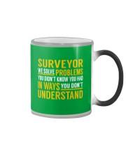 Surveyor Color Changing Mug thumbnail