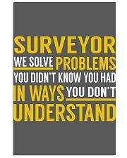Surveyor 11x17 Poster thumbnail