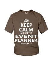 Event Planner Youth T-Shirt thumbnail