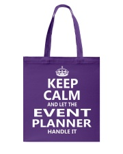 Event Planner Tote Bag thumbnail
