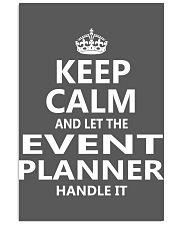 Event Planner 11x17 Poster thumbnail