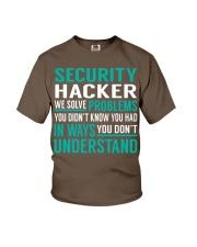 Security Hacker Youth T-Shirt thumbnail