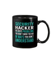 Security Hacker Mug thumbnail