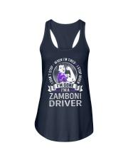 Zamboni Driver Ladies Flowy Tank thumbnail