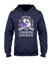 Zamboni Driver Hooded Sweatshirt thumbnail