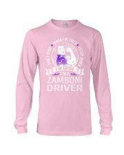 Zamboni Driver Long Sleeve Tee thumbnail
