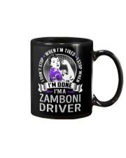 Zamboni Driver Mug thumbnail