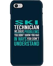 Ski Technician Phone Case thumbnail