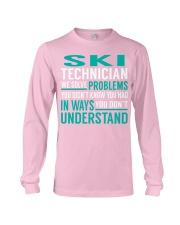 Ski Technician Long Sleeve Tee thumbnail