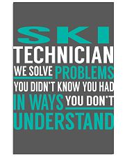 Ski Technician 11x17 Poster thumbnail