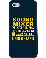 Sound Mixer Phone Case thumbnail