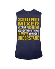 Sound Mixer Sleeveless Tee thumbnail