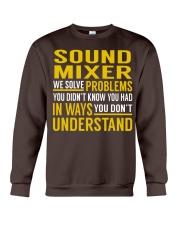 Sound Mixer Crewneck Sweatshirt thumbnail