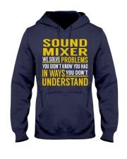 Sound Mixer Hooded Sweatshirt thumbnail