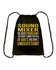Sound Mixer Drawstring Bag thumbnail