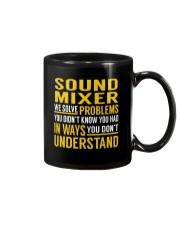 Sound Mixer Mug thumbnail
