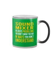 Sound Mixer Color Changing Mug thumbnail