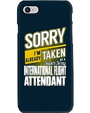 International Flight Attendant Phone Case thumbnail