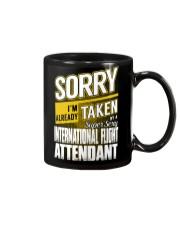 International Flight Attendant Mug thumbnail
