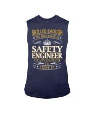Safety Engineer Sleeveless Tee thumbnail