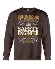 Safety Engineer Crewneck Sweatshirt thumbnail