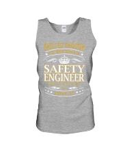 Safety Engineer Unisex Tank thumbnail