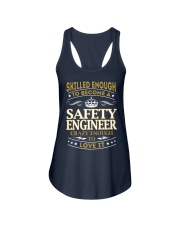 Safety Engineer Ladies Flowy Tank thumbnail