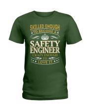 Safety Engineer Ladies T-Shirt thumbnail