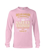 Safety Engineer Long Sleeve Tee thumbnail