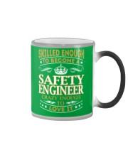 Safety Engineer Color Changing Mug thumbnail