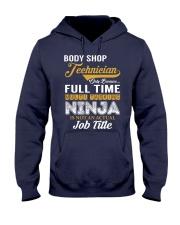 Body Shop Technician Hooded Sweatshirt thumbnail