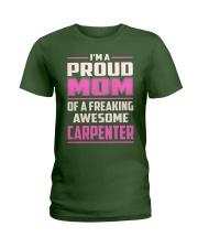 Carpenter Ladies T-Shirt thumbnail