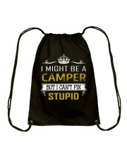 Camper Drawstring Bag thumbnail