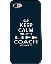 Life Coach Phone Case thumbnail