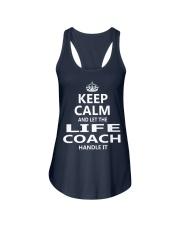Life Coach Ladies Flowy Tank thumbnail