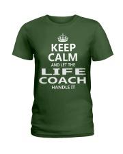 Life Coach Ladies T-Shirt thumbnail