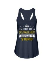 Dispatcher Ladies Flowy Tank thumbnail