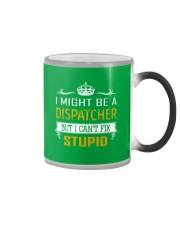 Dispatcher Color Changing Mug thumbnail