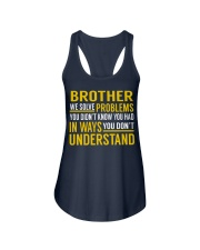Brother Ladies Flowy Tank thumbnail