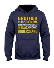 Brother Hooded Sweatshirt thumbnail