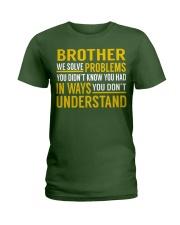 Brother Ladies T-Shirt thumbnail