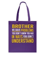 Brother Tote Bag thumbnail