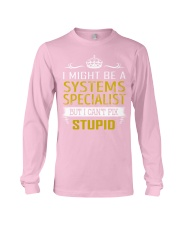 Systems Specialist Long Sleeve Tee thumbnail