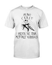 Jack Skellington clothing Classic T-Shirt thumbnail
